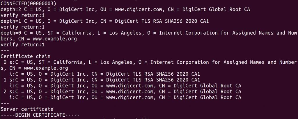 openssl s_client example